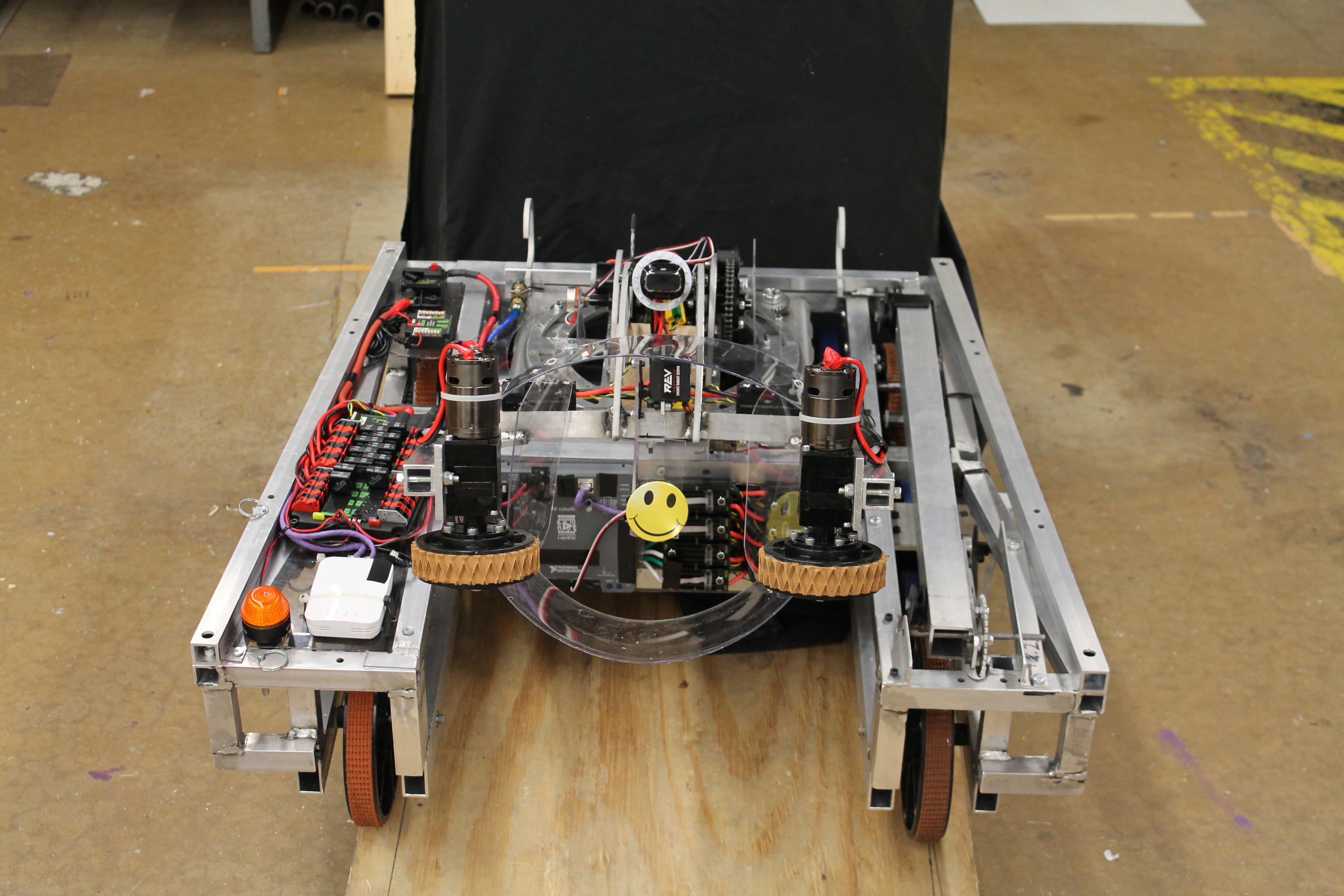 Robot 2016